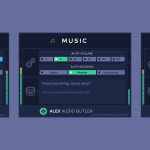 Alex Audio Butler - Early Access - All three instances together.